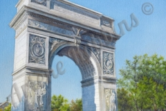Washington Square Arc
